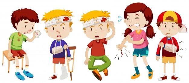 A gyermekbalesetek megelőzése