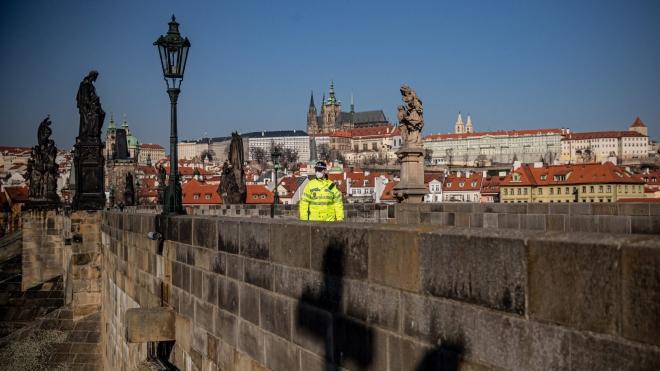 Intelligens karantén Csehországban