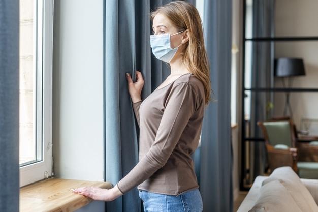 A távolságtartás véd a fertőzés ellen, de fel kell készülnünk a lelki hatásaira