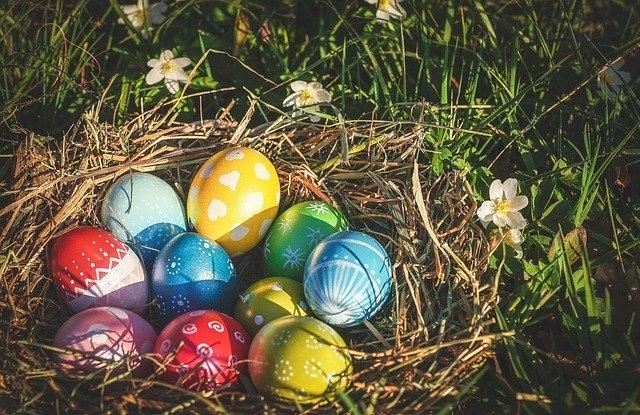 Hogyan készül a húsvéti tojás?