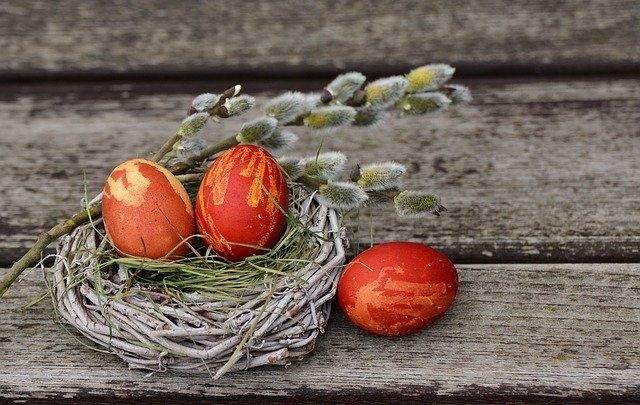 Milyen egy hagyományos húsvéti tojás?