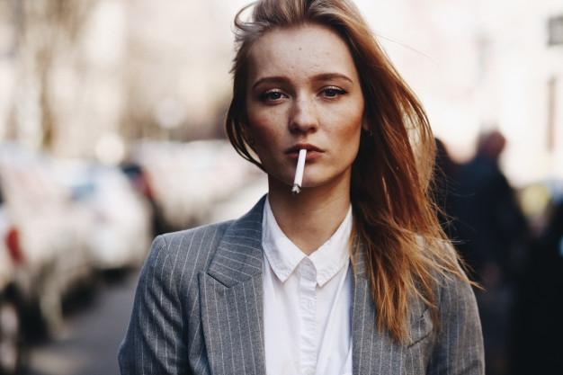 Az arcodra lesz írva, ha dohányzol