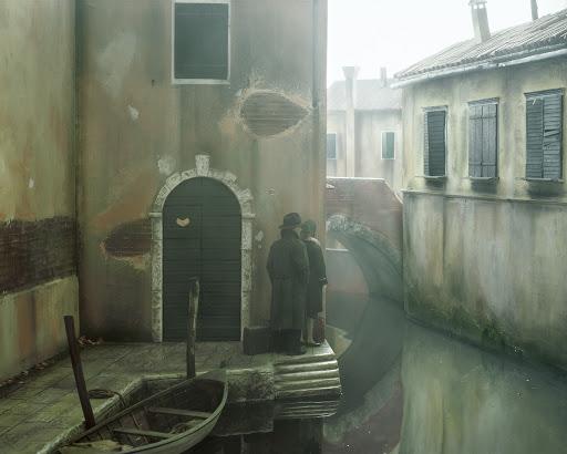 Hó száll Velencére