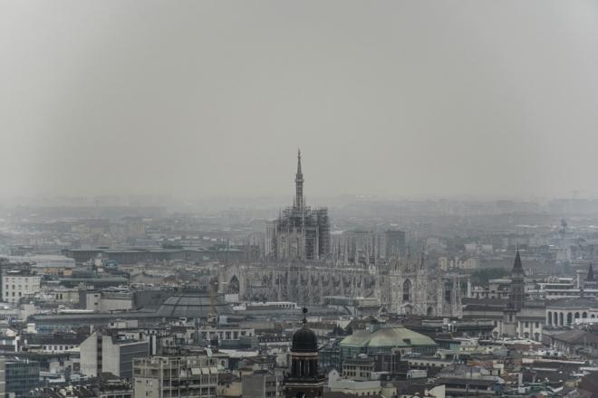 A légszennyezettség befolyásolhatja a vírus halálozási arányát