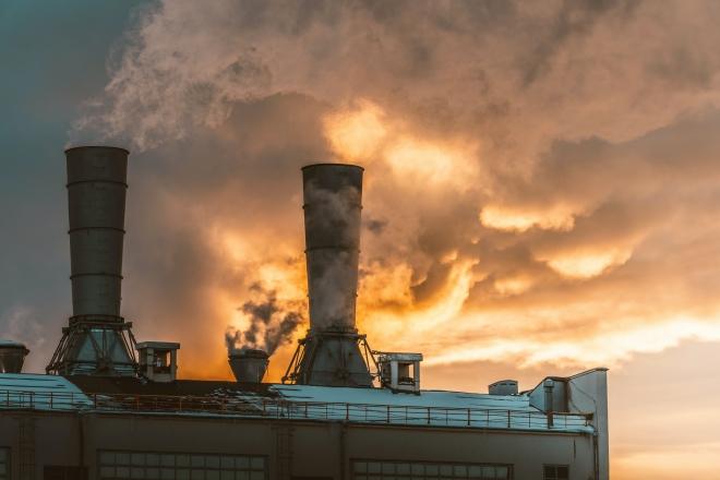 Csökkent az üvegházhatású gázok kibocsátása az EU-ban