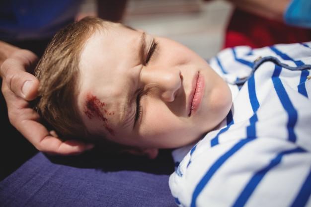 Horzsolások, sebek kezelése otthon