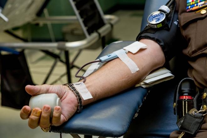 A veszélyhelyzet idején is zavartalan volt a vérellátás