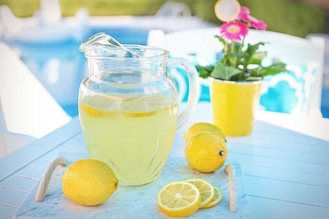 A legfinomabb nyári limonádék