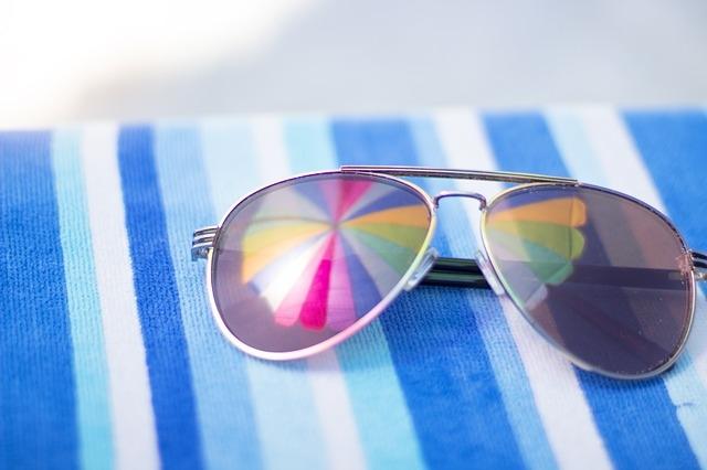 Nélkülözhetetlen a napszemüveg