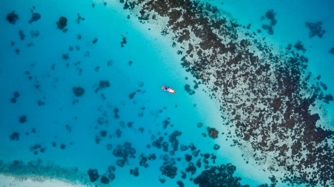 A Maldív-szigeteket is veszélyezteti a műanyaghulladék
