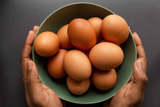 Tejhelyettesítő termékeket állítanak elő tojásból