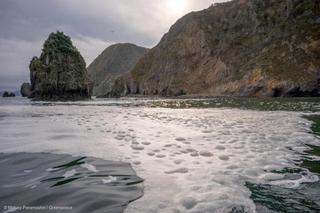 Ökológiai katasztrófa a Kamcsatka-félszigeten