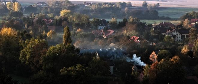 A fűtési szezon a levegő minőségét is befolyásolja