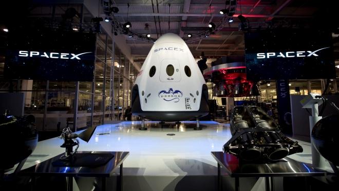 Újra embereket visz az űrbe a SpaceX