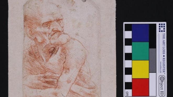 Felmérték a Leonardo da Vinci rajzain lerakódott mikroorganizmusokat
