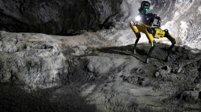 Robotkutyát küldhetnek a Marsra