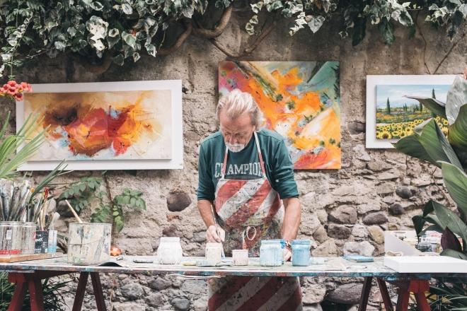 A művészetterápia hatással van az Alzheimer-kórra