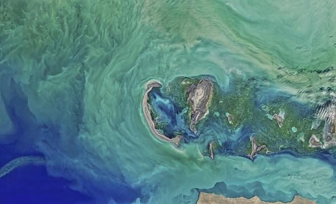 Veszélyben a világ legnagyobb tava