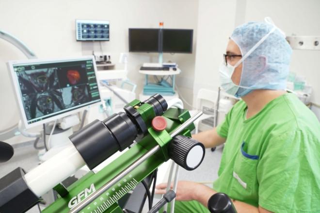 Fúziós prosztatabiopszia mentheti meg a férfiak életét
