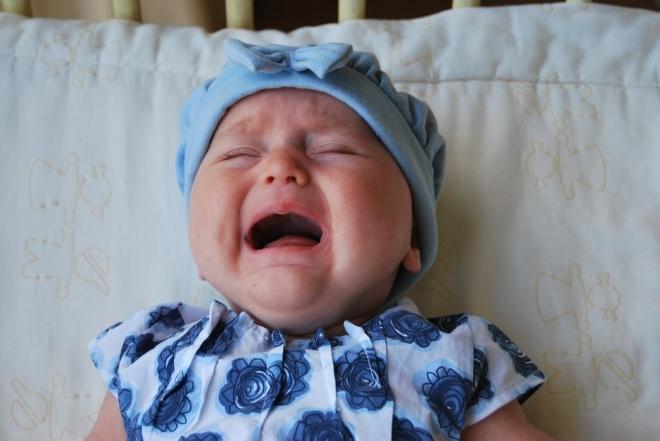 Hagyjuk-e sírni a babát?
