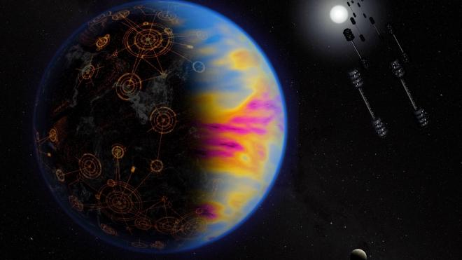 Idegen civilizációkat jelezhetnek a légköri jelenségek