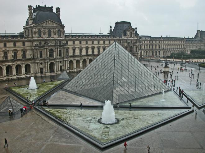 Megkerültek a Louvre-ból 40 éve ellopott műtárgyak