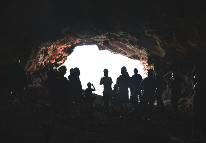 Tudományos célból vonulnak egy barlangba önkéntesek