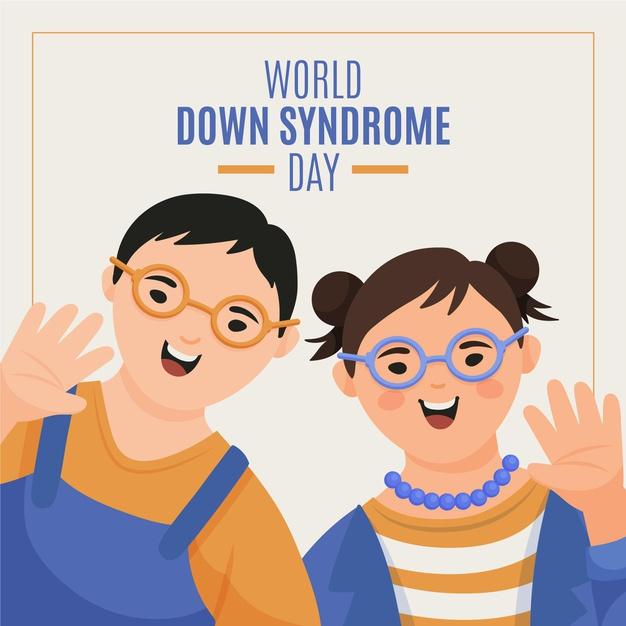 Egy nap a Down-szindrómásokért