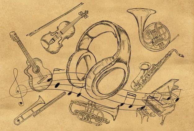 Hangszereim története– apaszemmel