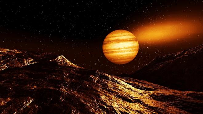 Jupiterhez hasonló bolygókra bukkantak