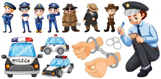 Bort, búzát, békességet! Szeressük a rendőrséget!