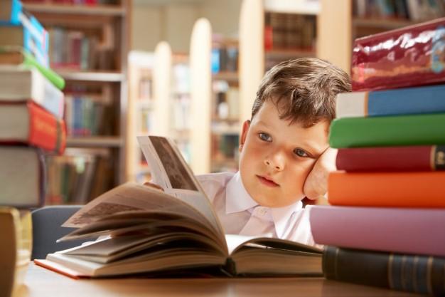 Olvasóvá nevelés az első hónapokban