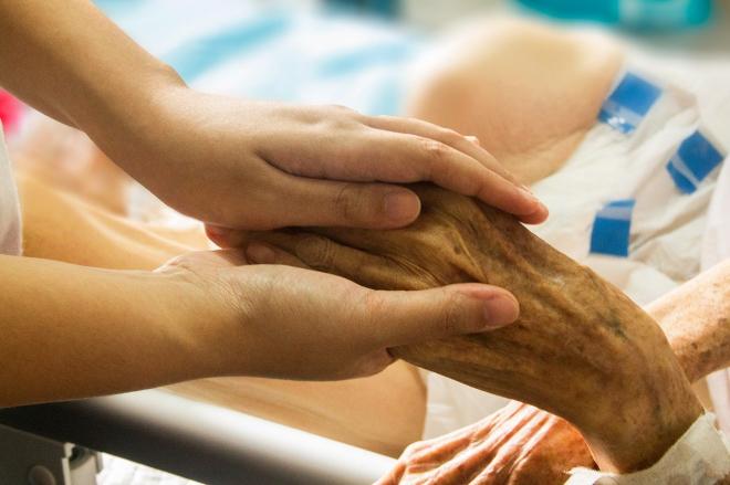 30 éve a gyógyíthatatlan betegek szolgálatában