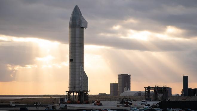 Sikeres volt a SpaceX tesztje