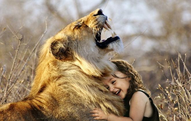 Az állatok is képesek a nevetésre