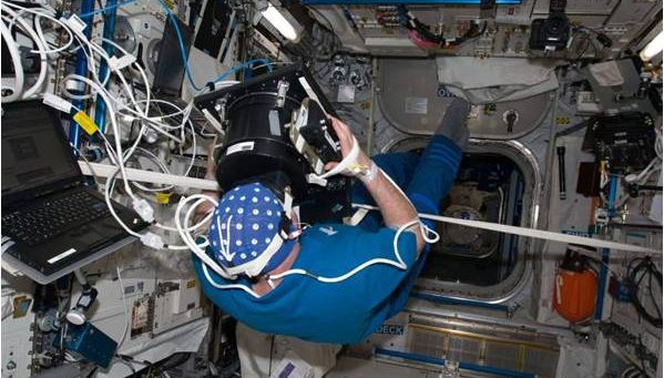 Az űrutazás agyra gyakorolt hatását vizsgálták