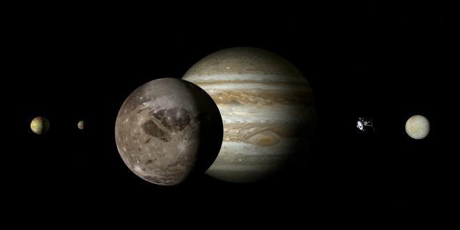Vulkánok lehetnek a Jupiter holdjának mélyén