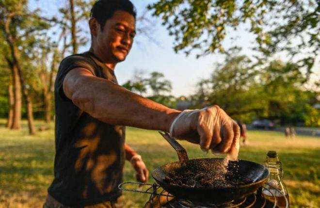 Rovarokból készült ételekkel kísérleteznek