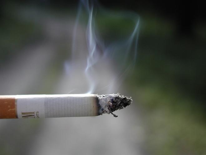 dohányzással gyógyított betegség