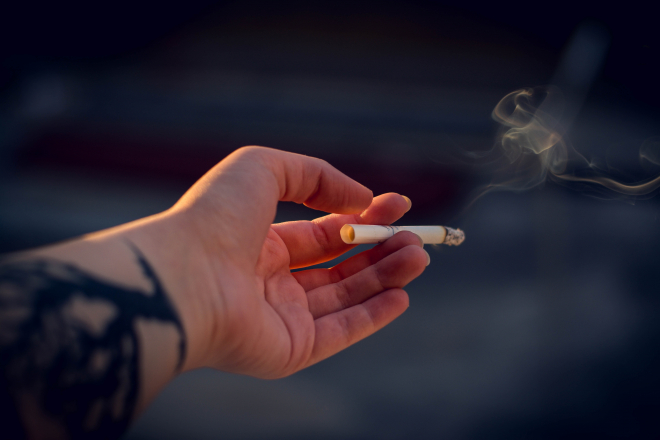 dohányzásellenes társadalmi projekt