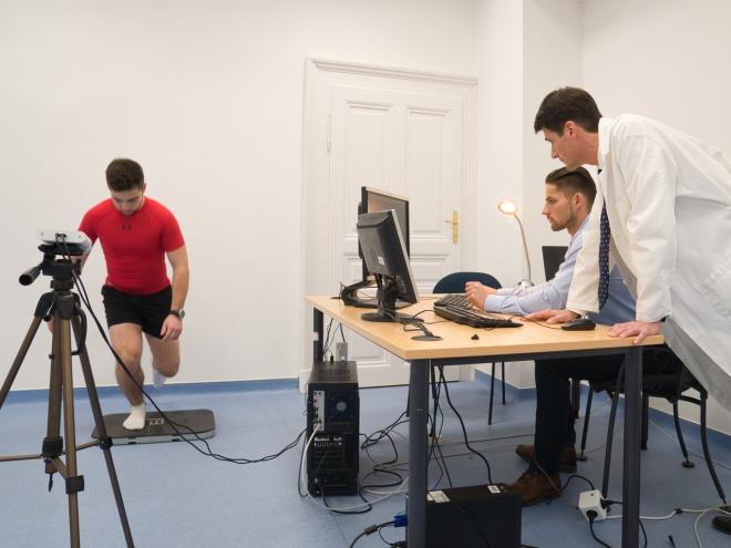 Mozgásszervi vizsgálatokban segít egy számítógépes játék