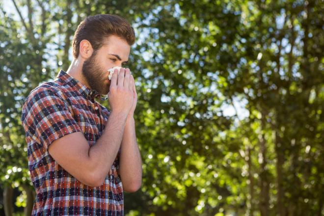 Már júliusban allergiás tüneteket okozhat a parlagfű