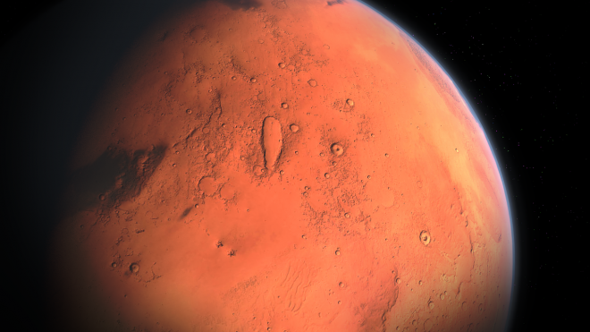 Meghatározták a Mars belső szerkezetét
