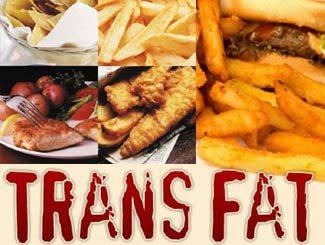 Transzzsírsavak az élelmiszerekben