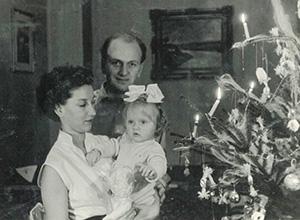 1954. karácsony
