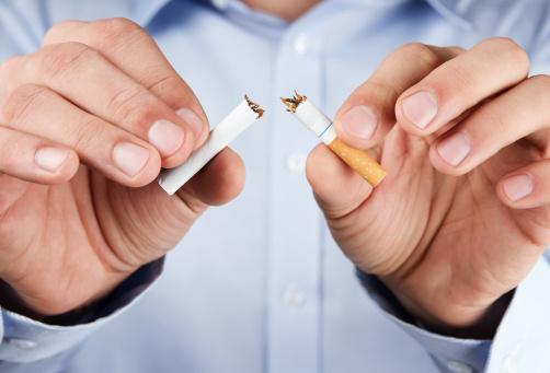 a dohányzást leszokók csoportja)