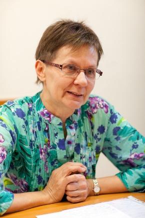 Veresné dr. Bálint Márta (Fotó: Kovács Attila – Semmelweis Egyetem)