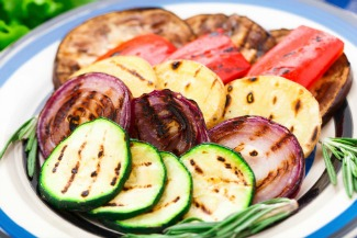 az étel százalékos aránya a kiegyensúlyozott étrendhez