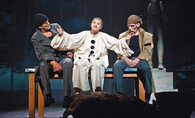 Lear király – 2013 – Forrás: Vörösmarty Színház – Fotó © Medvigy Gábor