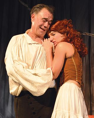 Őfelsége komédiása – 2014 – Forrás: Vörösmarty Színház – <br> Fotó © Medvigy Gábor